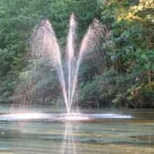 FF-3500 Floating Pond Fountain